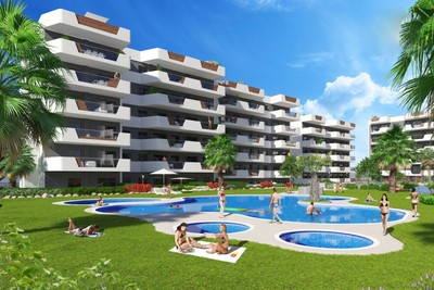 Ref:YMS568 Apartment For Sale in Los Arenales del Sol