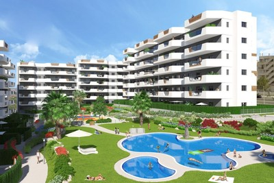 YMS568: Apartment for sale in Los Arenales del Sol