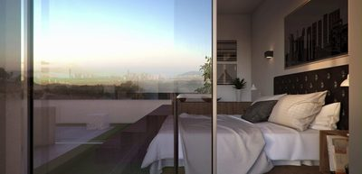 YMS570: Apartment for sale in Benidorm