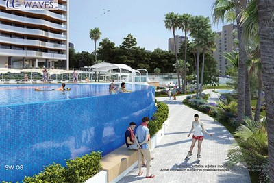 YMS577: Apartment for sale in Benidorm