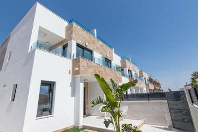 Ref:YMS582 Townhouse For Sale in Villamartin