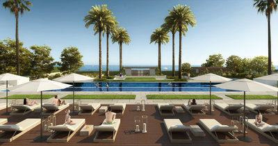 YMS587: Apartment for sale in Estepona