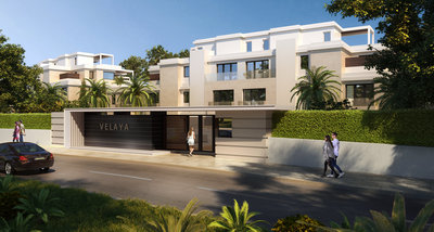YMS588: Townhouse for sale in Estepona