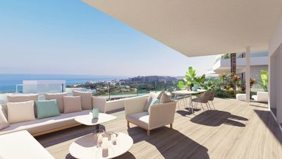 YMS598: Apartment for sale in Estepona
