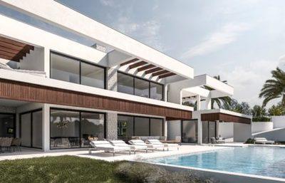 YMS599: Villa for sale in Nueva Andalucía
