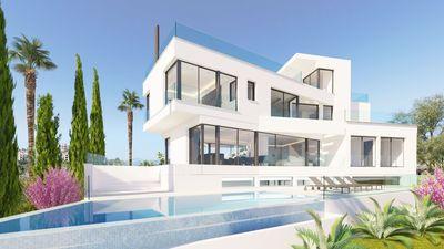 YMS606: Villa for sale in Benahavís