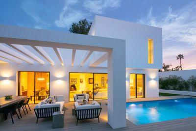 Ref:YMS610 Villa For Sale in Guadalmina Alta