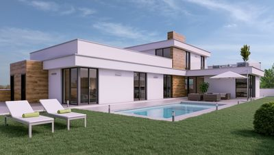 YMS617: Villa for sale in Roda Golf