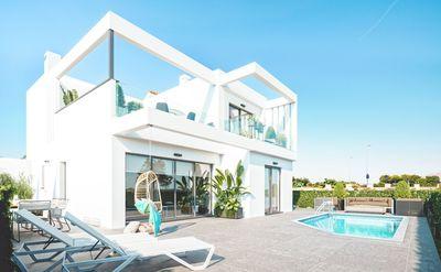 YMS618: Villa for sale in Roda Golf