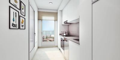 YMS624: Apartment for sale in Estepona