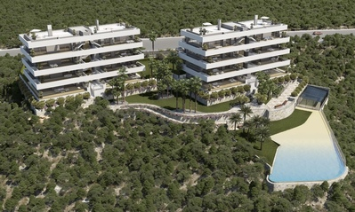 YMS628: Apartment for sale in Las Colinas Golf Resort