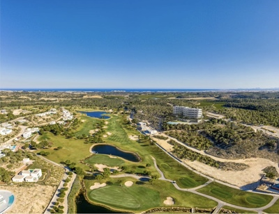 Ref:YMS628 Apartment For Sale in Las Colinas Golf Resort