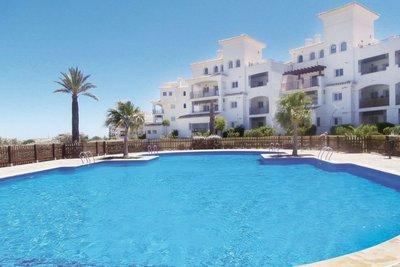 Ref:YMS633 Apartment For Sale in Hacienda Riquelme Golf Resort