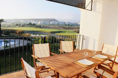YMS633: Apartment for sale in Hacienda Riquelme Golf Resort