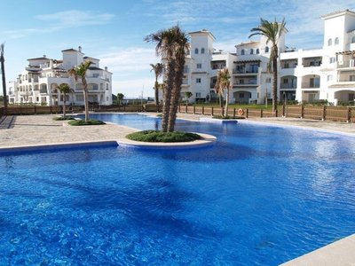 YMS634: Apartment in Hacienda Riquelme Golf Resort