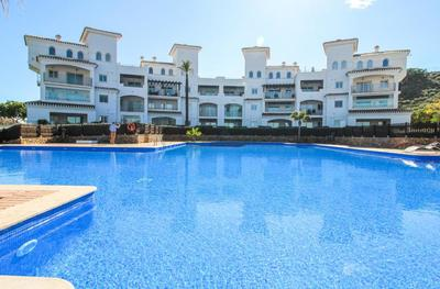 Ref:YMS637 Apartment For Sale in Hacienda Riquelme Golf Resort