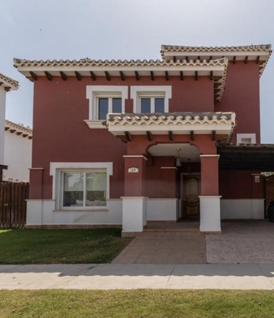 Ref:YMS638 Villa For Sale in Mar Menor Golf Resort