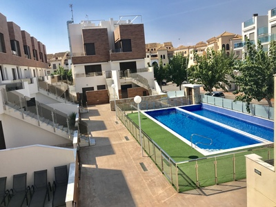 Ref:YMS639 Townhouse For Sale in Los Alcazares