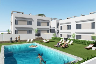 YMS640: Apartment for sale in Punta Prima