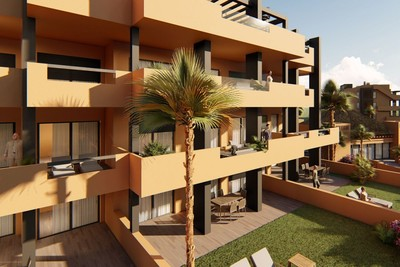 YMS648: Apartment for sale in Villamartin