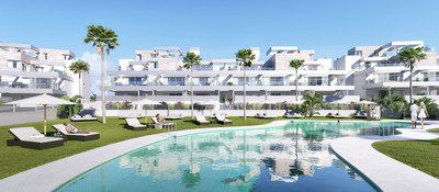 Ref:YMS651 Apartment For Sale in Estepona