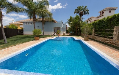 YMS660: Villa in Mar Menor Golf Resort