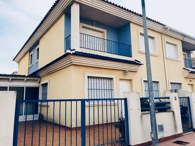 YMS665: Townhouse in Los Alcazares