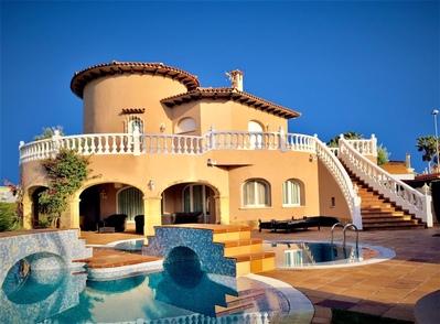 YMS666: Villa in Oliva Nova Golf