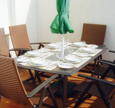 YMS670: Duplex Penthouse for rent in San Cayetano