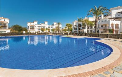 YMS671: Apartment in Hacienda Riquelme Golf Resort