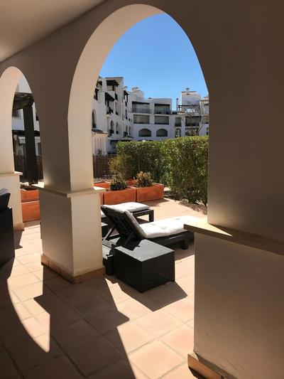 YMS677: Apartment for sale in La Torre Golf Resort