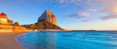 YMS686: Apartment for sale in Calpe