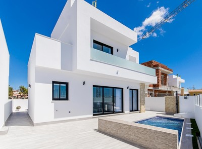 Ref:YMS688 Villa For Sale in Los Montesinos