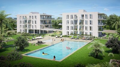YMS950: Apartment in Cala D Or