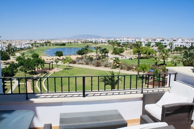 YMS689: Apartment in La Torre Golf Resort