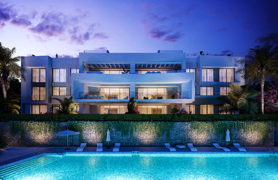 YMS696: Apartment in Santa Clara Golf