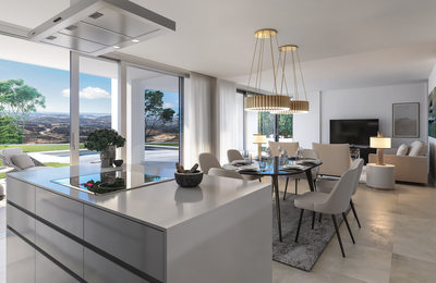 YMS696: Apartment for sale in Santa Clara Golf