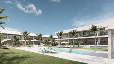 YMS701: Apartment in Mar de Cristal