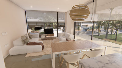 YMS701: Apartment for sale in Mar de Cristal