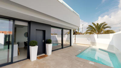 Ref:YMS703 Villa For Sale in Mar de Cristal