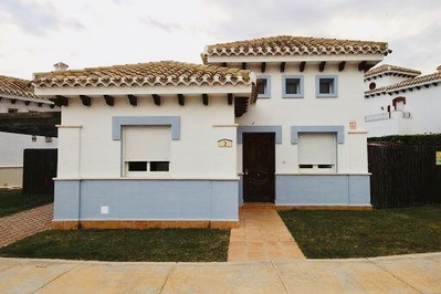 YMS709: Villa in Mar Menor Golf Resort
