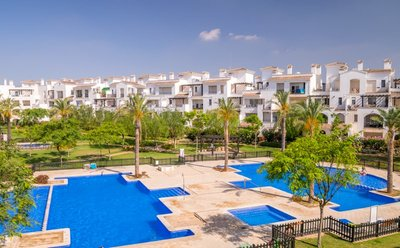 YMS715: Apartment in La Torre Golf Resort