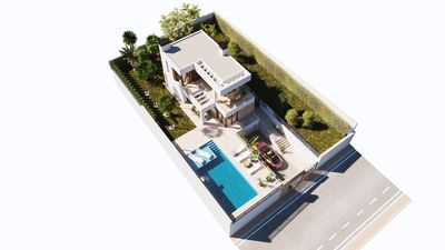 YMS718: Villa for sale in Finestrat