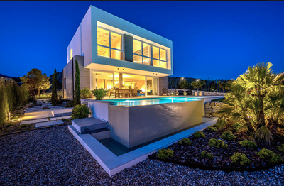 YMS720: Villa in Finestrat