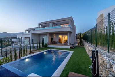 YMS721: Villa in Finestrat