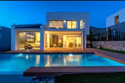 YMS722: Villa in Finestrat