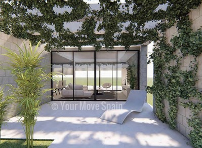 YMS730: Villa for sale in Las Colinas Golf Resort