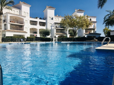 YMS746: Apartment in La Torre Golf Resort