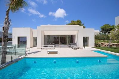 YMS757: Villa in Finestrat