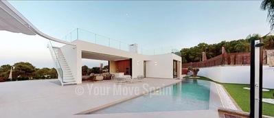 YMS761: Villa for sale in Las Colinas Golf Resort